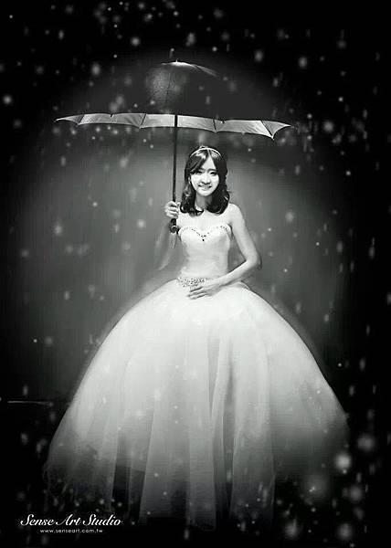 雨中的浪漫