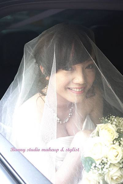 迎娶美麗甜美的新娘