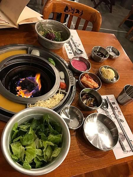 是的 再次來吃韓國烤肉