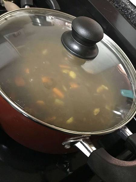 悶鍋幾分鐘