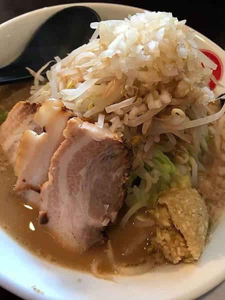 Jiro Ramen 好吃