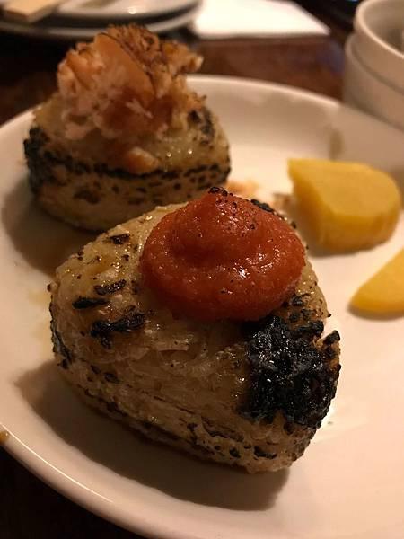明太子&鮭魚