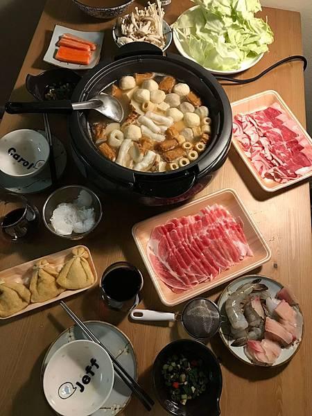 晚餐_火鍋