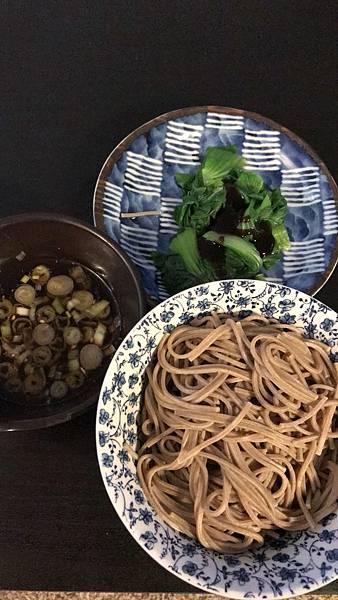 23.JUL.18 午餐_蕎麥麵