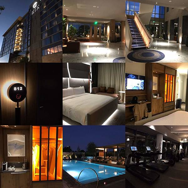 Hotel Nia 不錯^^泳池是溫水