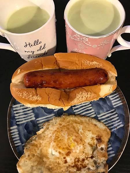 11.Sep.18 早餐