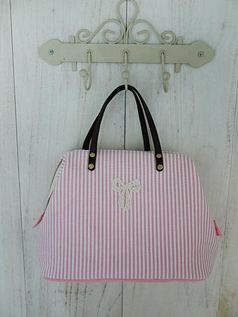 004712EABA6D40-粉紅樂園手提包-2
