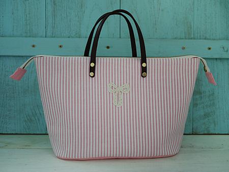 004712EABA6D40-粉紅樂園手提包-6