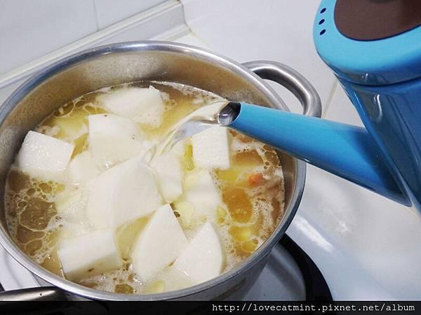山藥蓮子小排湯