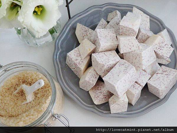 [甜品]綿綿甜甜蜜芋頭