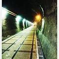 福隆。舊草嶺隧道