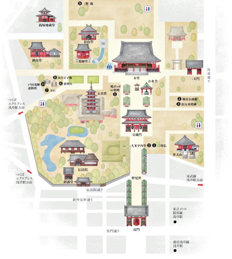 sensouji_map