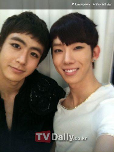 Kwon + Nickhun