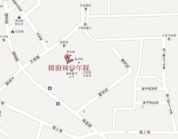 逢甲map1