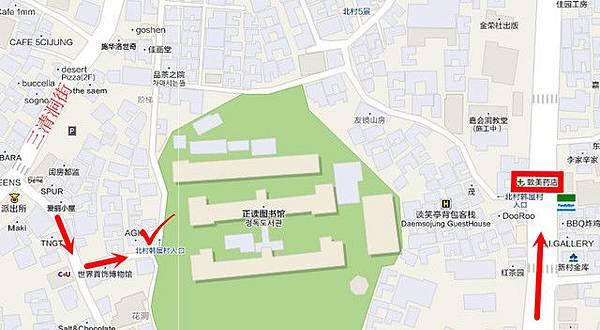 北村八景map2