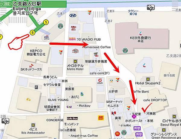 豬骨湯map