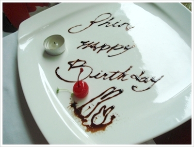Shin Happy Birthday