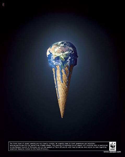 地球冰淇淋