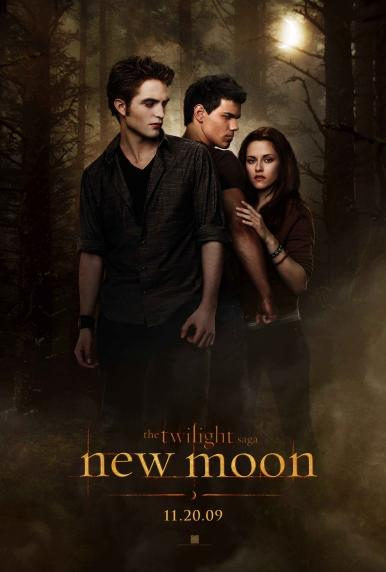 New Moon 海報