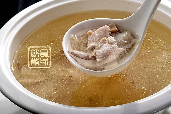 鮮菇雞片湯