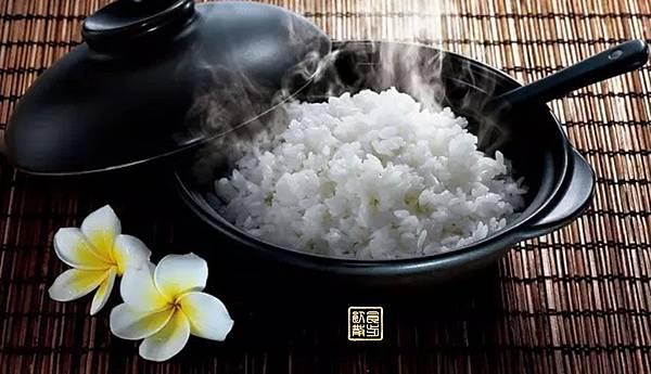 米飯的熱香