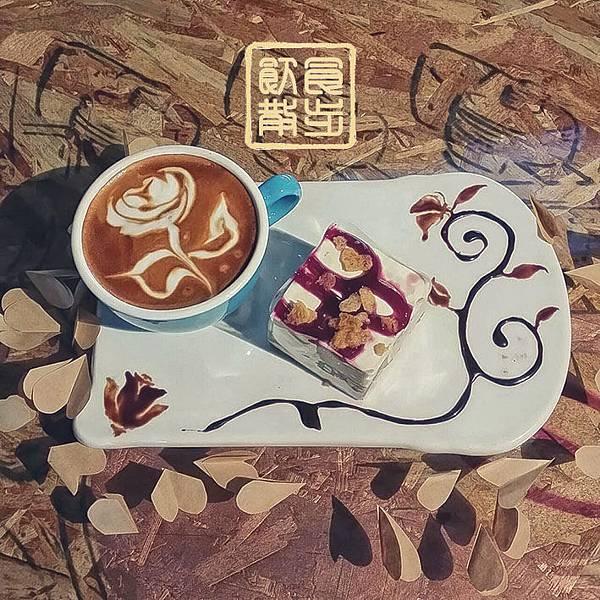 品台灣蛋糕與咖啡