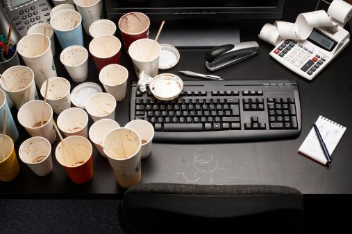 一種咖啡人生