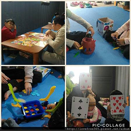 2017世界兒童手作藝術節 桌遊屋