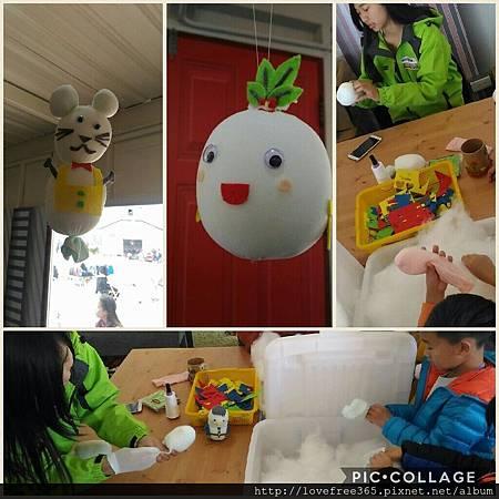 2017世界兒童手作藝術節 B襪子娃娃