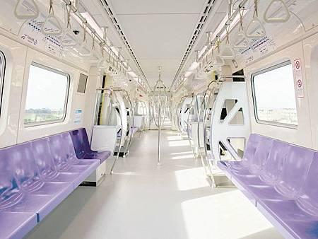桃園機場捷運 普通車1
