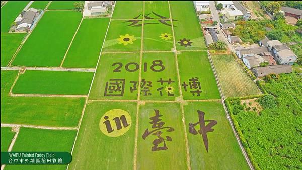 2018台中世界花卉博覽會(2018花博)in 台中