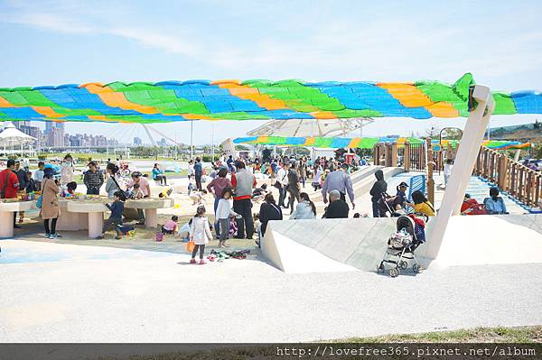 大佳河濱公園沙坑