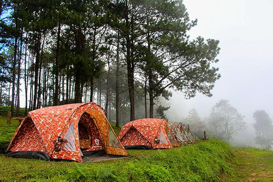 觀光局[露營專區]總整理 合法、非法露營(區)場地1