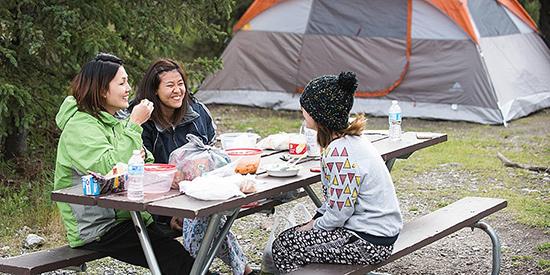 觀光局[露營專區]總整理 合法、非法露營(區)場地2