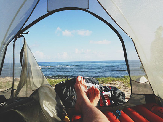 觀光局[露營專區]總整理 合法、非法露營(區)場地3