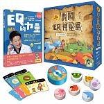 2018年7月博客來暢銷書排行榜:王宏哲情緒桌遊書:EQ的力量+勇闖EQ神秘島