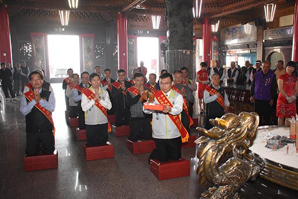 2018彰化縣媽祖聯合遶境祈福活動