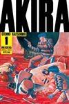 2018年(民國107)10月 誠品網路書店 暢銷書排行榜:AKIRA阿基拉 1