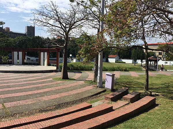 板橋溪北公園-