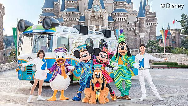 東京迪士尼度假區35週年慶特別遊行,台北燈會2019✨台北燈節