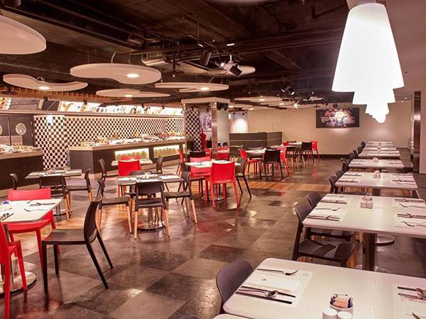 2019生日優惠台北【凱撒大飯店】Checkers自助餐~生日當天,2人同行「壽星半價」,4人同行「壽星免費」