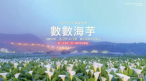 2019活動推薦:台北市 ✪2019竹子湖海芋季 –數數海芋