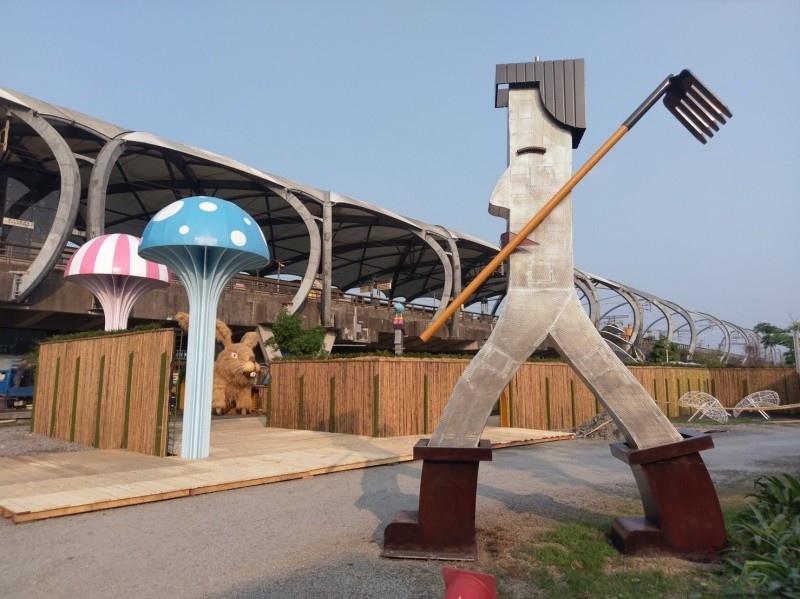宜蘭綠色博覽2019今年的地點在生態綠舟及冬山火車站周邊
