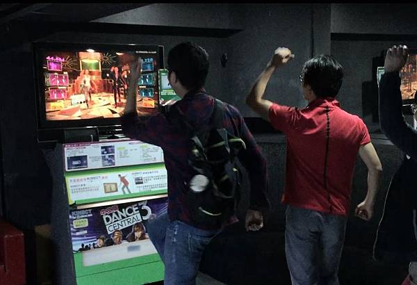 e7play設施 Xbox 360 KinectDance 3