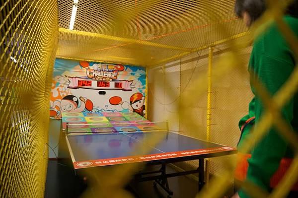 快!狠!準!e7play 桌球訓練機
