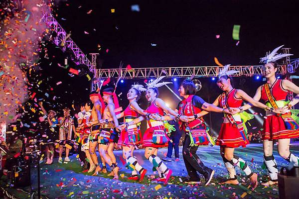 台南展覽活動2019推薦:花蓮縣原住民族聯合豐年節2019