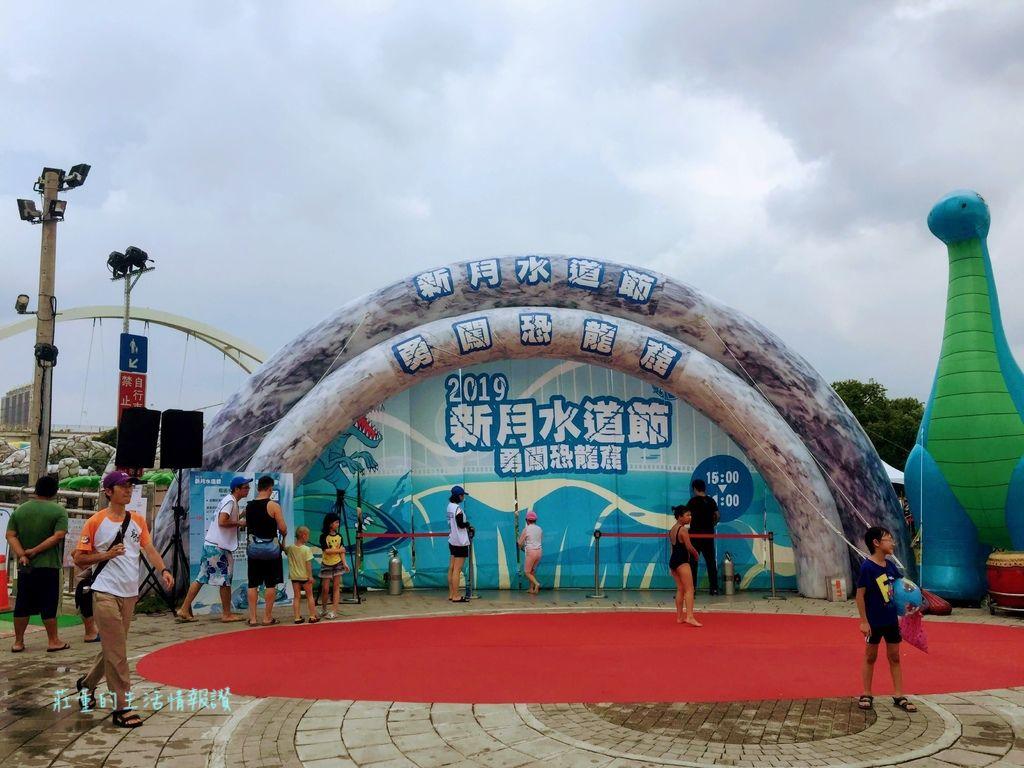 新月水道節2019 活動舞台