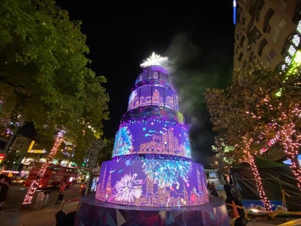 台北市展覽活動2019推薦:耶誕城2019