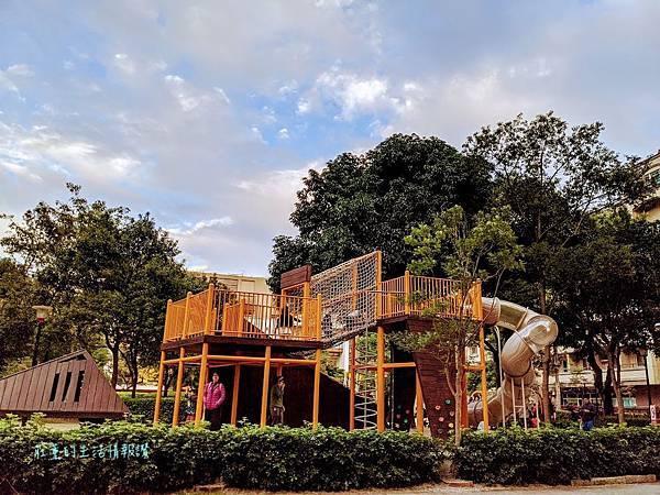 新北市三峽區 龍學公園