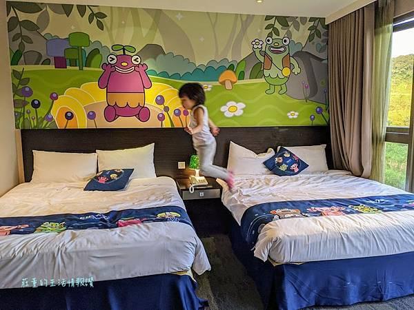 煙波大飯店新竹湖濱館 房間2